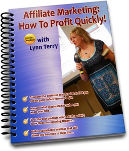 Profit from Affiliate Marketing with Lynn Terry