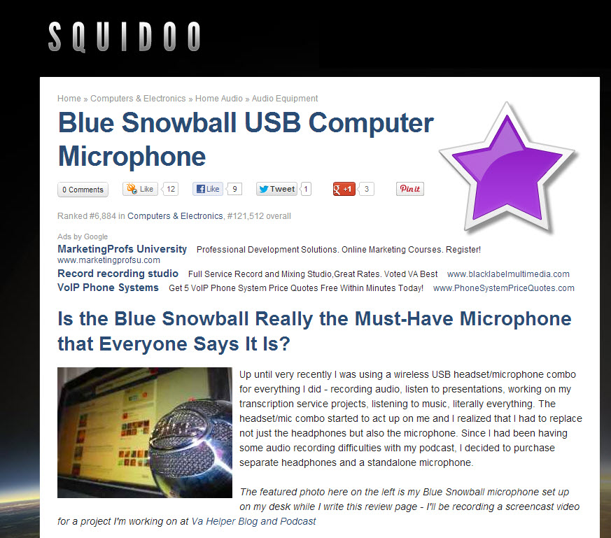 Blue-Snowball-Microphone-Review-Squidoo-Lens
