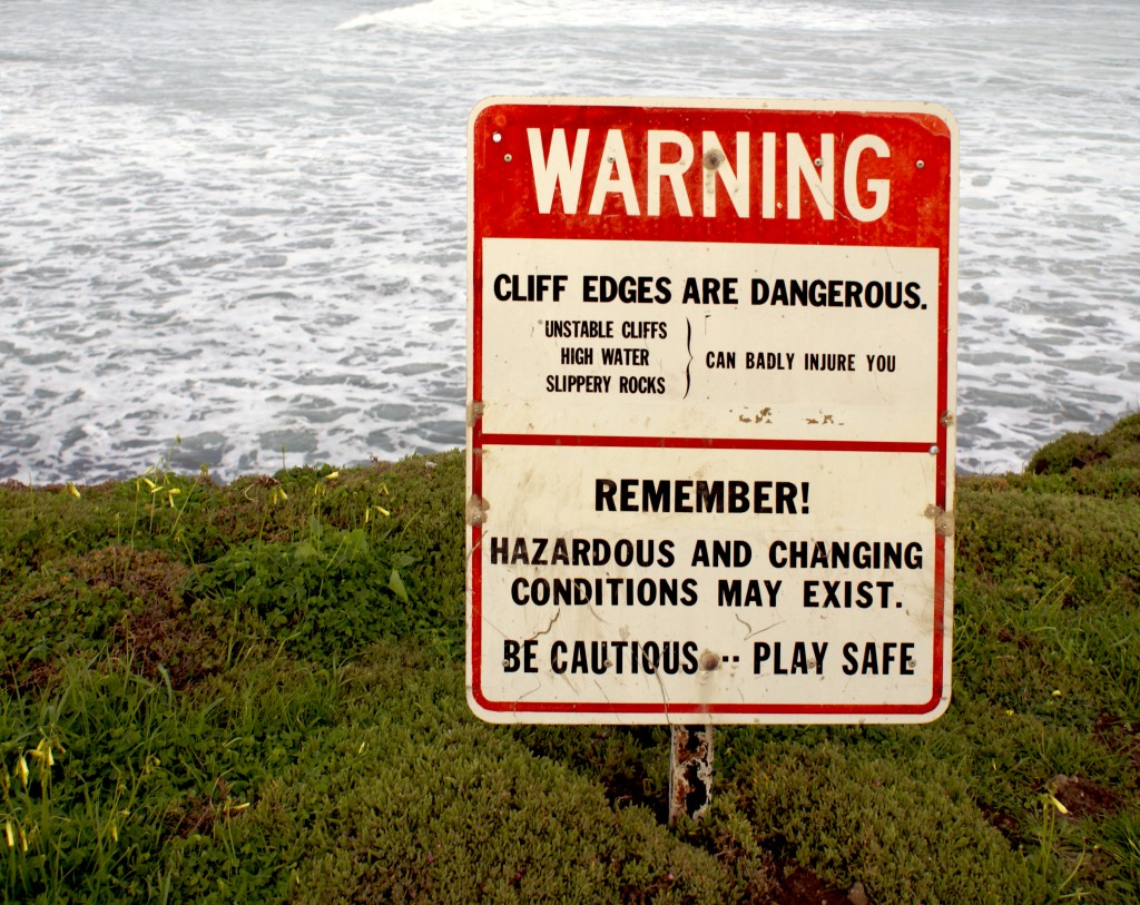 Warning: Danger