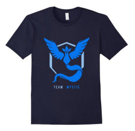 pokemon go team tshirt