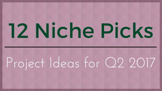 12 niche ideas for q2-2017
