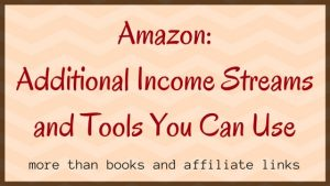 Amazon; More Than Just an Affiliate Program