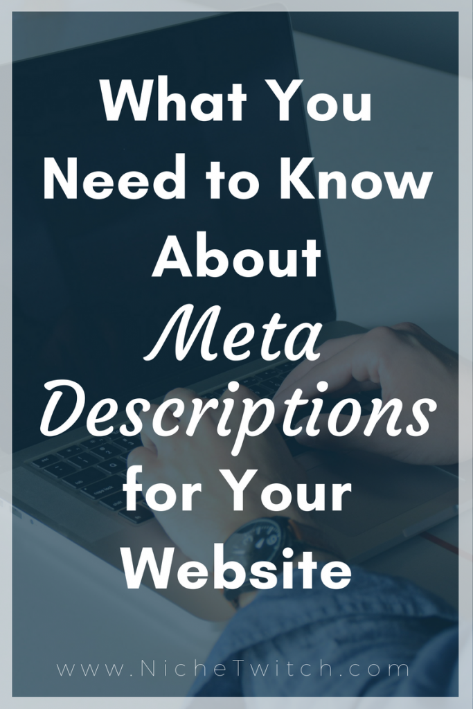 What You Need to Know About Meta Descriptions for Your Website